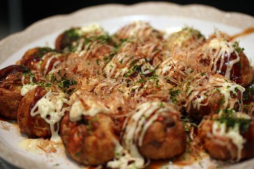 Resep Kue Jepang Takoyaki: Takoyaki Kuliner Jepang